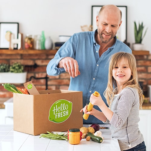 HelloFresh Familie