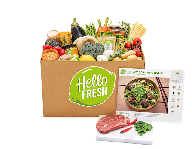 Meal Delivery That's Healthy | Delivery Areas | HelloFresh