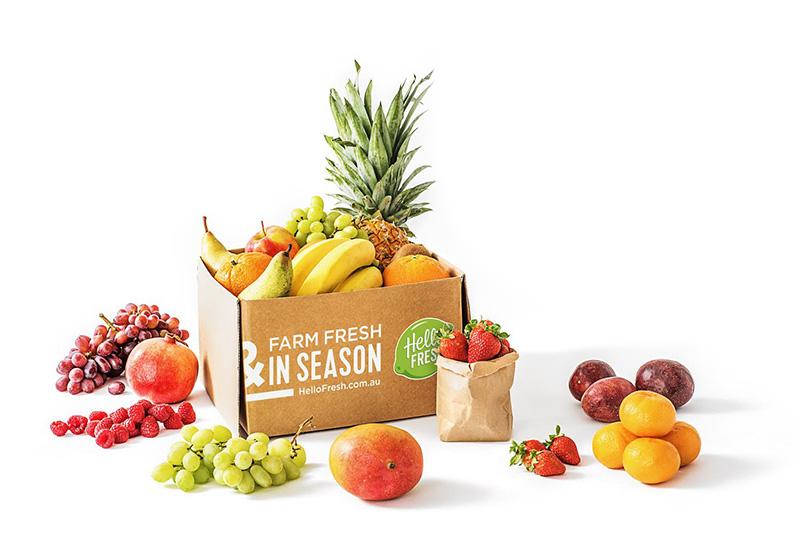 Fruit Box Weekly Food Delivery Hellofresh