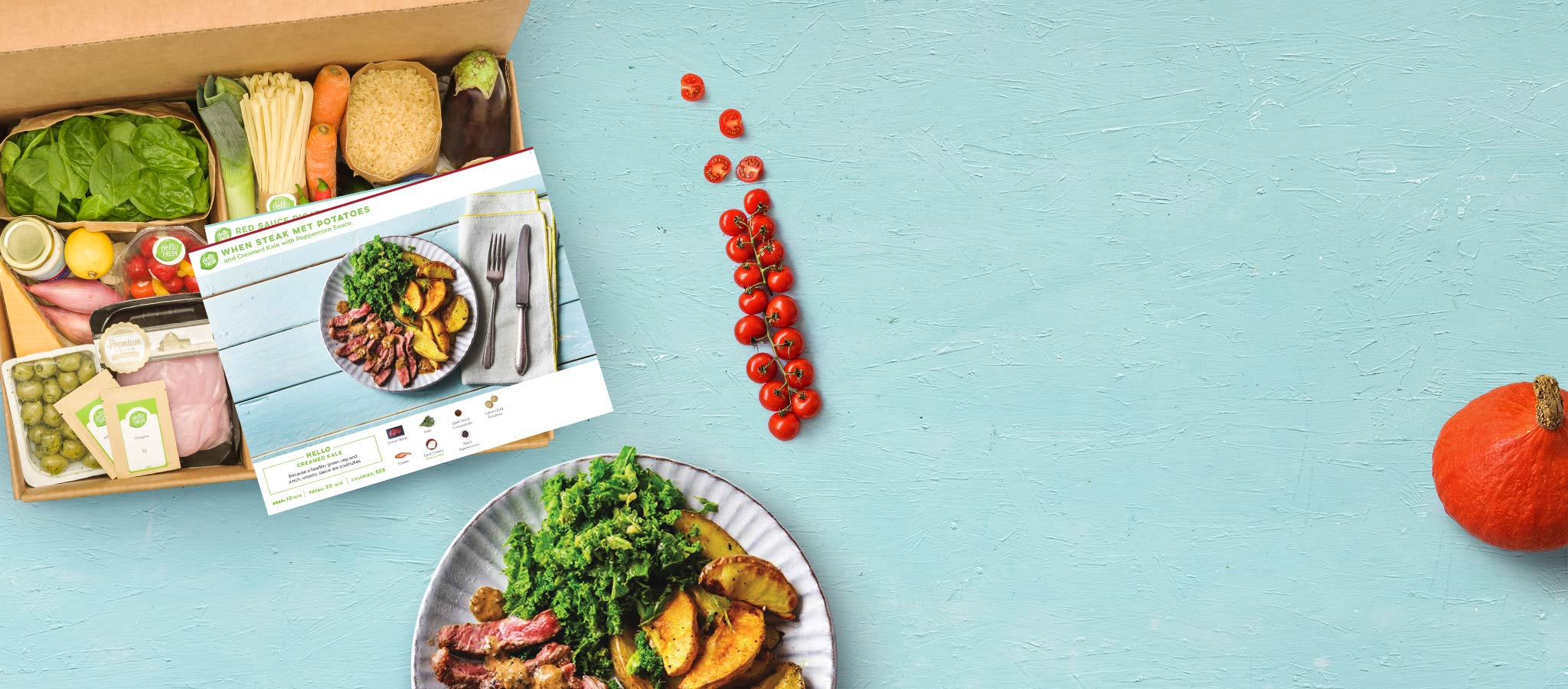 Order your delicious food box healthy meals hellofresh forumfinder Images