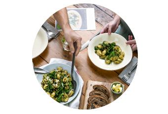 Vous cuisinez des plats incroyables dans le confort de votre demeure