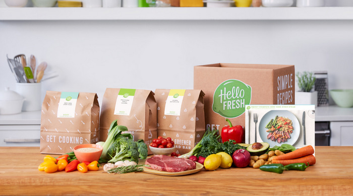 Our weekly meal plans fresh food delivery hellofresh family box forumfinder Image collections