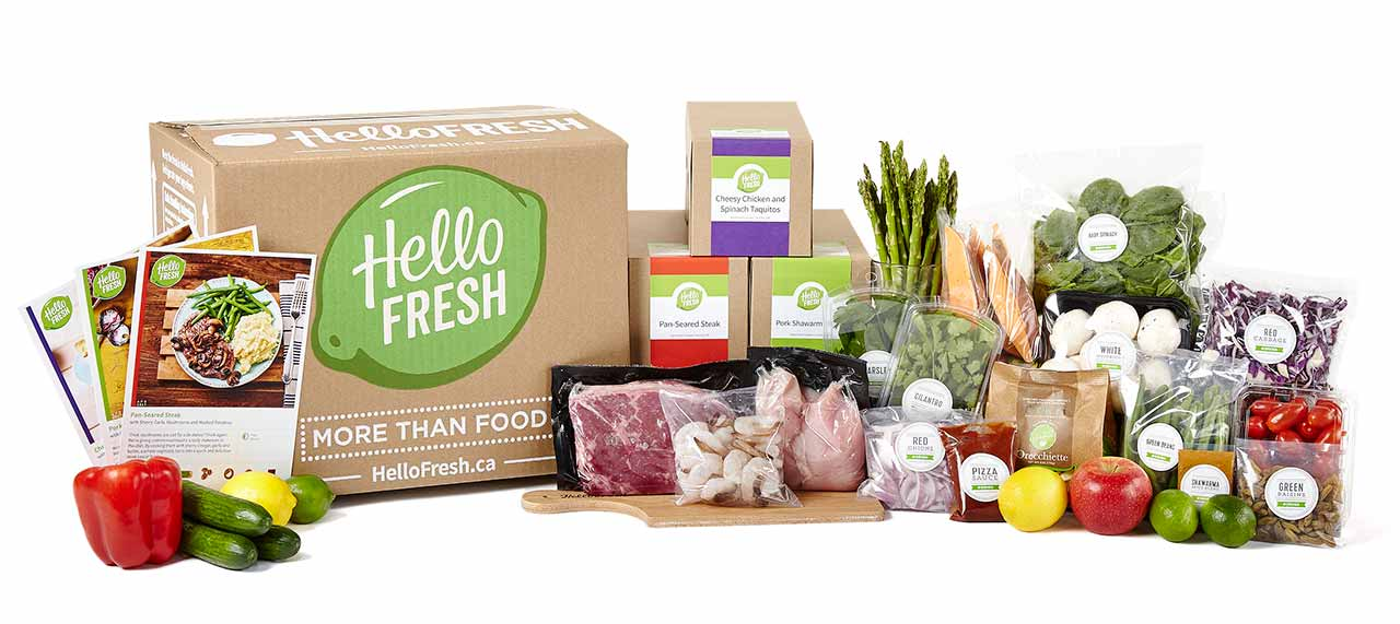 Our Weekly Meal Plans | Fresh Food Delivery | HelloFresh