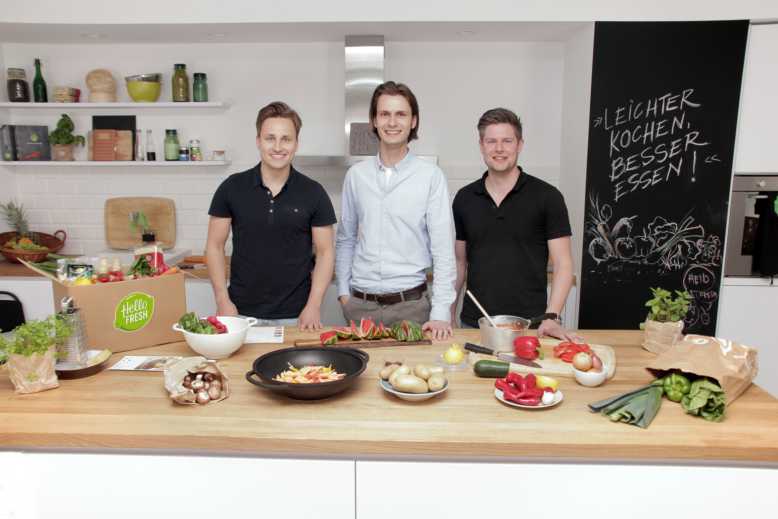 HelloFresh Management Team