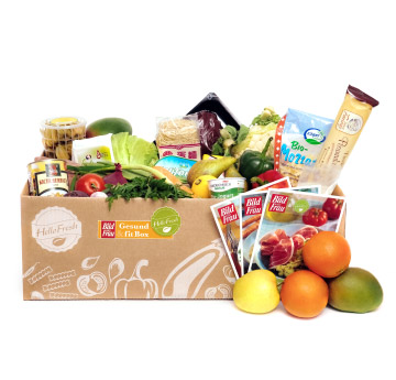 """Gesund & Fit Box"""
