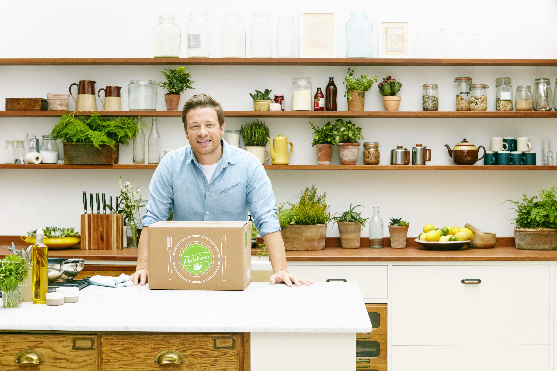 Jamie Oliver Kooperation