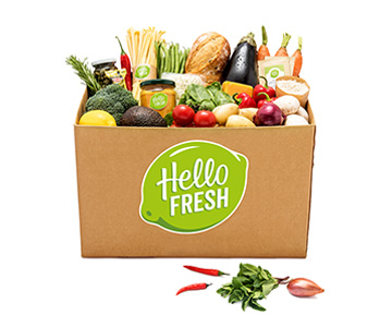 veggie kochbox jetzt bestellen hellofresh. Black Bedroom Furniture Sets. Home Design Ideas