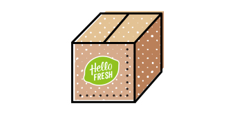 HelloFresh Go Green Box