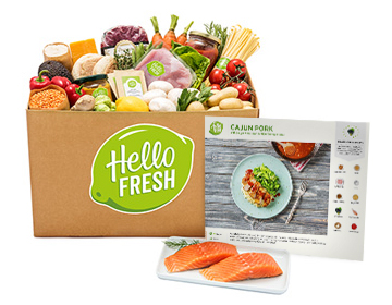 how to change menu in hello fresh order
