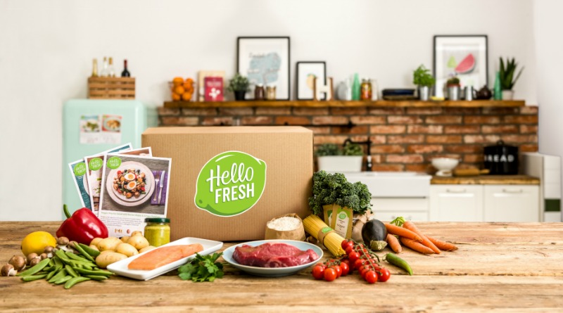 HelloFresh Go Green Ice