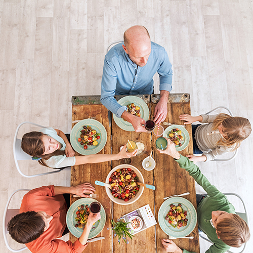 Family Meal Plans