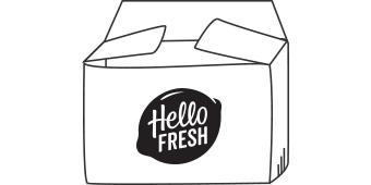 HelloFresh Go Green Box