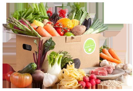 fresh food box