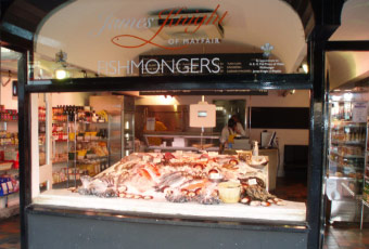 HelloFresh Suppliers Fishmonger
