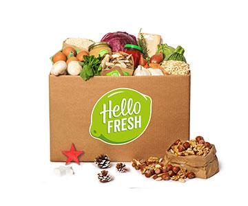 HelloFresh Kerstbox Deluxe