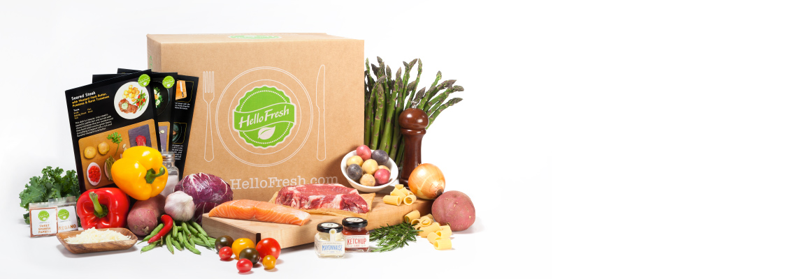 HelloFresh How It Works Video