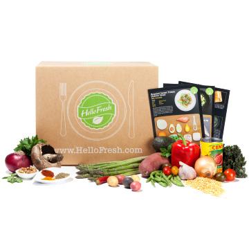 Veggie 2 Person Box