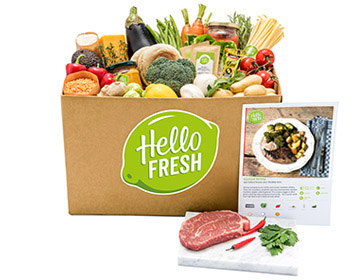 Classic Box Recipes | Week 11 | HelloFresh