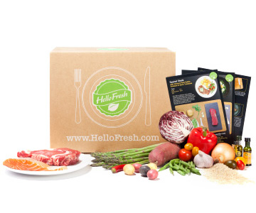 Up to 57% Off Delivered Meals.