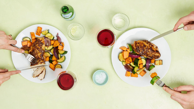 1 Meal Kit Delivery Service | Fresh Meal Delivery | HelloFresh