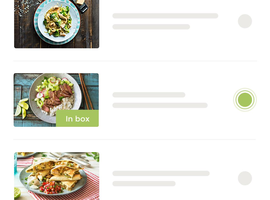 How does a healthy meal delivery service work hellofresh select from a variety of weekly recipes forumfinder Image collections