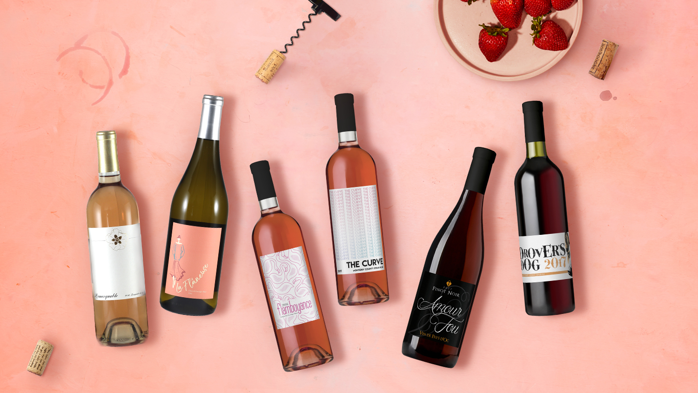 Red & White Wine Plan