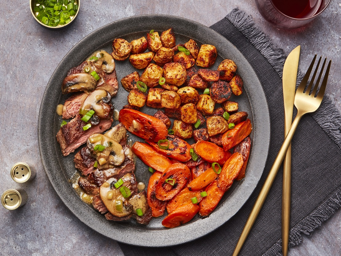 Low Carb Meal Delivery Kits And Recipes Hellofresh